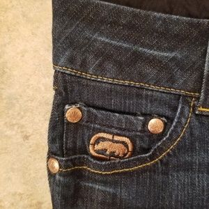 Ecko Unlimited Jeans - Ecko Red Like New Straight Blue Jeans Great Pair!